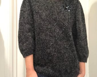Sequinned Knit