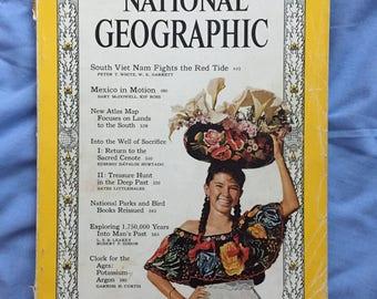 National Geographic Magazine: October 1961