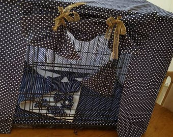 Cosy Crate Covers - Made to Order
