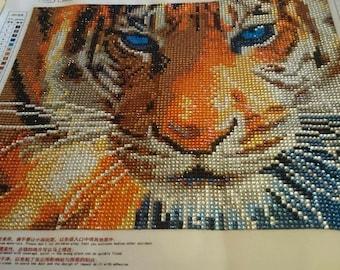Sparkle 5D Tiger picture