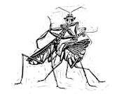 Deadly tango, mantis coup...