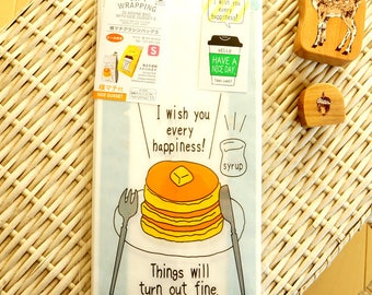 Kawaii Japanese Glassine  Bag - Things will turn out fine