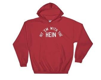Hit Em With The Hein, Howard Stern Shirt, Howard Stern T Shirt, Howard Stern TShirt, Howard Stern T-Shirt, Howard Stern Tee, Stern Show Shir