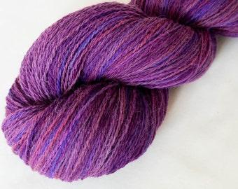 Hand dyed yarn, alpaca, wool, alpaca yarn, variegated yarn, soft yarn, wolle, Alpaca yarn, skein, knitting projects