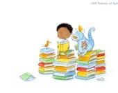 Après-midi contes - Art Print - enfants