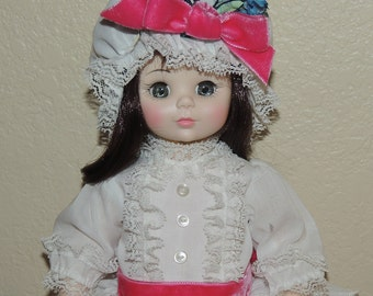 "Madame Alexander ""DEGAS GIRL"" Doll in Original Box"