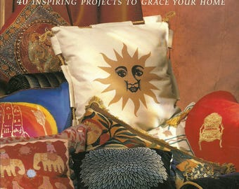 Pretty Pillows by Susie Johns sewing patterns book in Excellent Condition