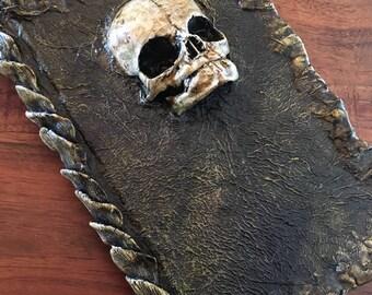 Fetus Skull Sketchbook
