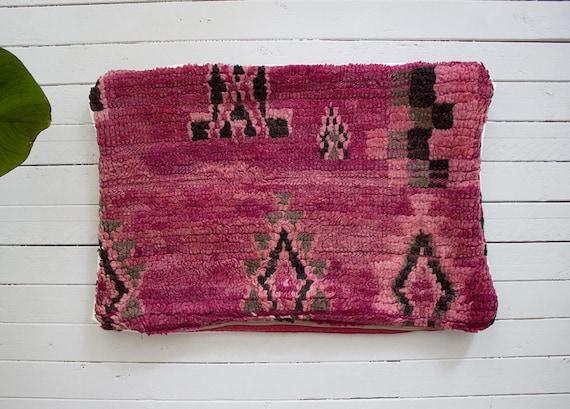 Moroccan Boujaad Pillow No 3