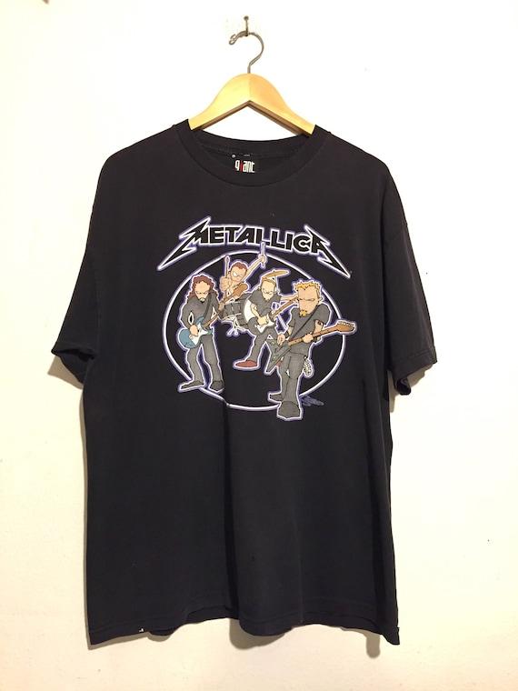 Metallica Band Tee Shirt