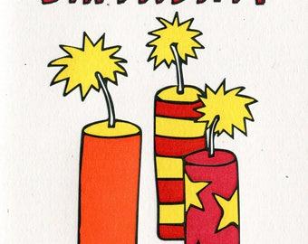 Firecracker Bday