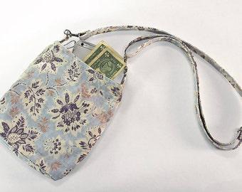 wristlet shoulder bag