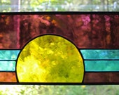 Handcrafted Stained Glass Art Home Decor