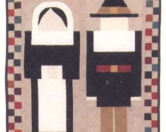 Pilgrim's Pride Quilt Pattern - Uncut - Q050