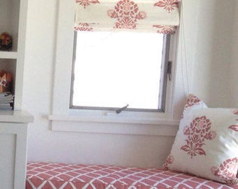 custom made window seat cushion
