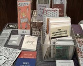 Small Press Roulette: 5 dollar zine grab bag