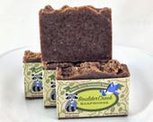 Gingerbread Spice Scented Soap- Cold Process Handmade Soap Batch #259