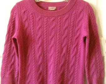 J Crew Cashmere Sweater XS