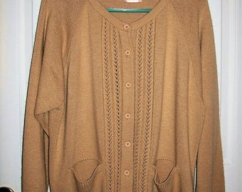 Cardigan sweater | Etsy