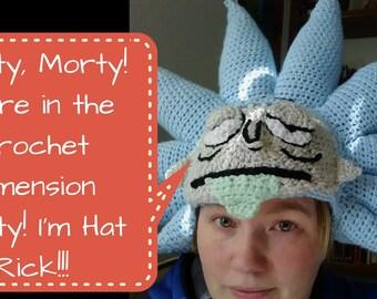 Custom Rick Hat