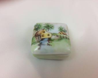 Pill Box/ Tooth Fairy box