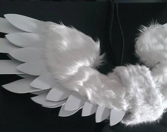Powered Mechanical Angel Wings