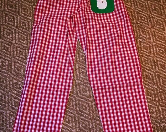 Santa Pajama Pants