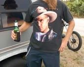 Vintage Garth Brooks 90s tour country shirt MINT