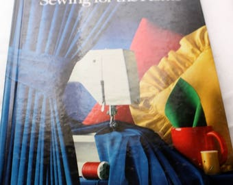 Singer Sewing For The Home, SINGER Sewing Reference Library, 1988