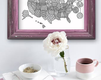 printable travel tracker travel map travel journal coloring page coloring map