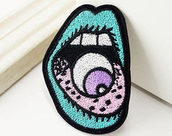 Eye on Tongue Patch (1 Piece)