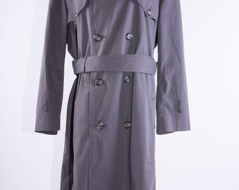 Christian Dior Men's Trench Coat