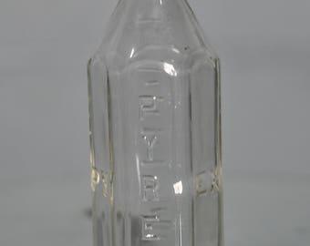 2 Vintage Pyrex Baby Bottles 1950's Narrow Neck Pyrex Baby Bottle