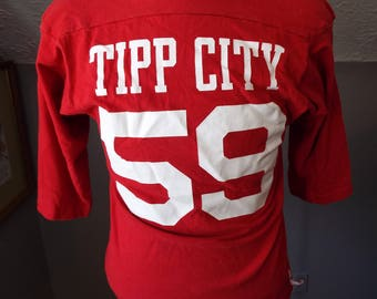 Vintage Tipp City (Ohio) Jersey T by Champion
