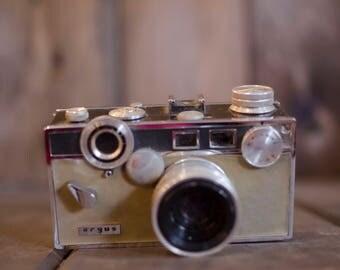 Vintage Camera vintage photography camera decor Argus Camera