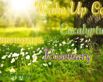 Wake Up Call - All Natural Sugar Scrub - Body & Face