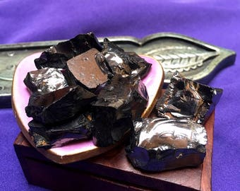 Shungite Healing Crystals, Elite Shungite, Water Purification, Health, Positive Light And Energy