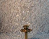 Brass Lantern Candleholder