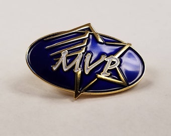 MVP Achievement Lapel Pin