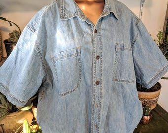 Quality Levis Denim Shirt