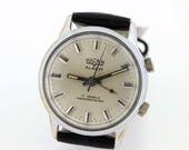1960s Vulcain Alarm Wrist watch