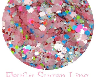 Fruity Sugar Lips Nail Polish-Fruity Sugar Lips Nail Polish-Fruity Sugar Lips Nail Polish-Fruity Sugar Lips Nail Polish-Glitter Lambs Polish