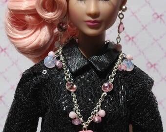jewelry set for Fashion Royalty, Poppy Parker, Misaki, Barbie