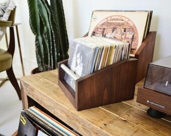 7 inch record rack