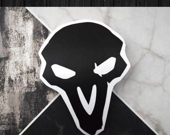 Overwatch - Reaper Vinyl Decal Sticker