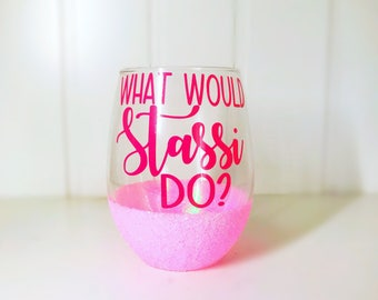 What would Stassi do? / Vanderpump rules/ Stassi Schroeder/ Straight up with Stassi