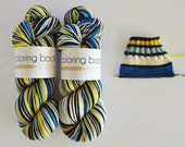 Hand Dyed Yarns By Coloringbookyarns On Etsy