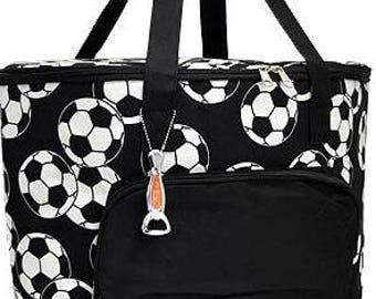 Soccer Insulated Cooler Bag