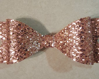 Glitter hairbows