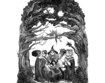 """Risographie """"Les six Queens"""""""